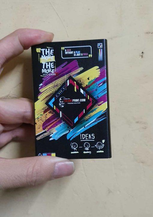 smart wallet atau dompet kartu full print