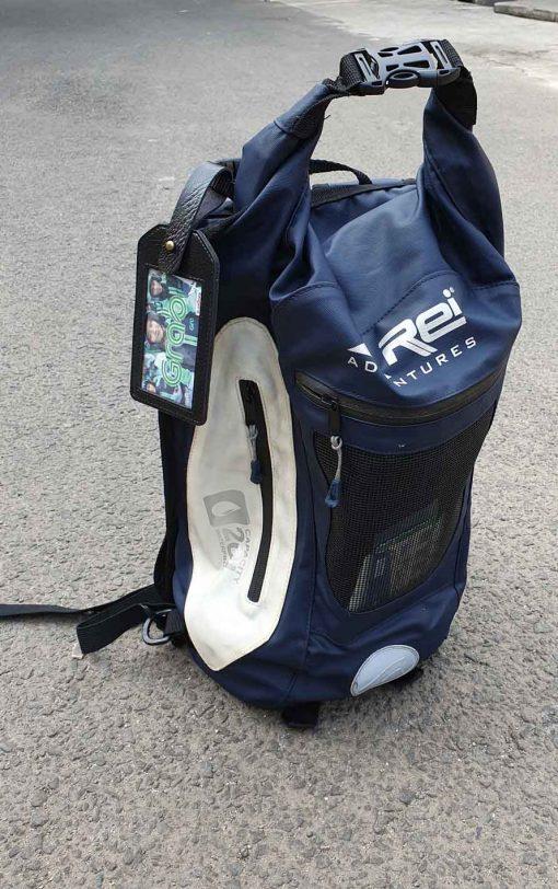 Case Luggage Tag