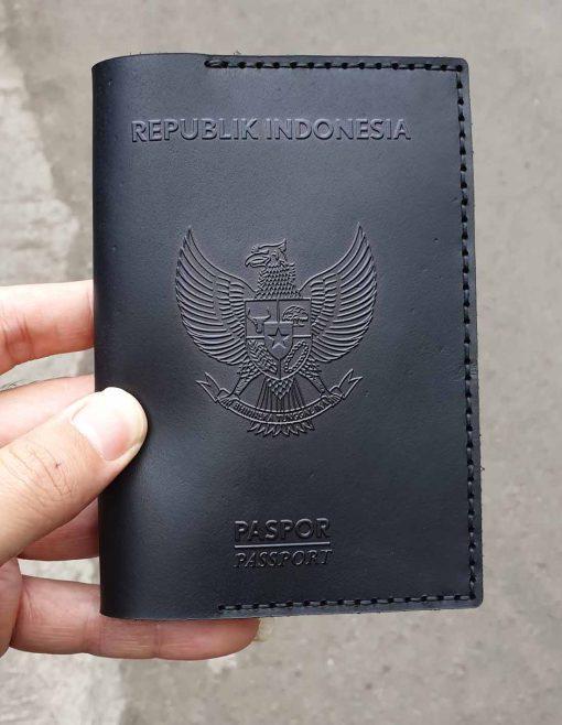 Dompet card dan uang kulit asli atau original print 2d dan 3d