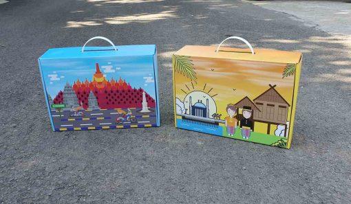 kardus box packaging corrugated