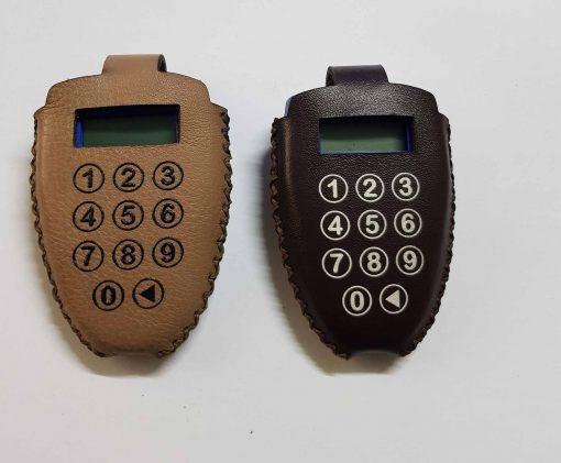 case atau sarung key bca mandiri bni bri bank kulit asli